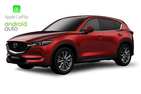 All New CX-5