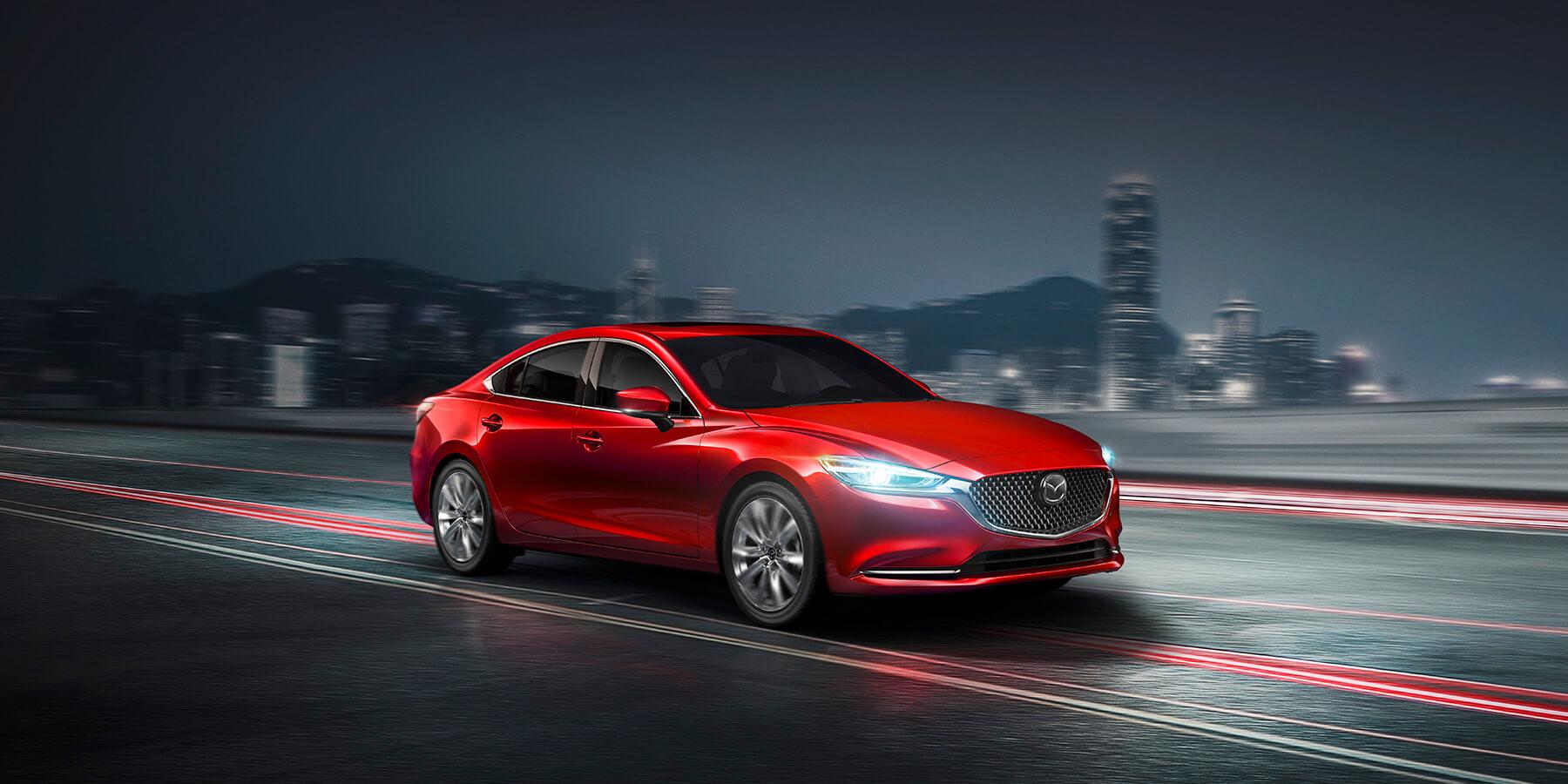 New Mazda6 GT 2.5L 6AT