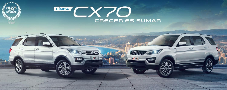CX70 Elite Turbo AT